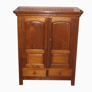 Antique Teak Cabinet