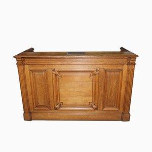 Vintage Oak Work Table