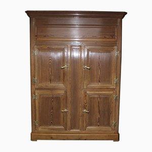 Vintage Old Butcher Cabinet, 1920s
