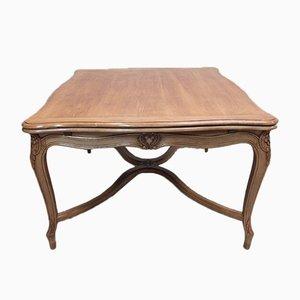 Regency Style Beech Dining Table