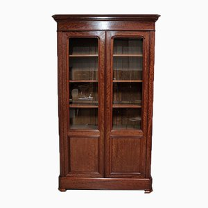 19th Century Mahogany Veneer Shelf