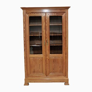 Vintage Pinewood Cabinet, 1920s