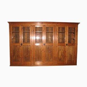 Vintage Pine Bookcase