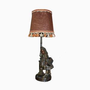 Vintage Table Lamp by Jose Cardonna