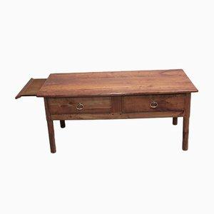 19th Century Cherrywood Coffee Table