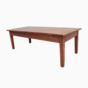 19th Century Rustic Ashwood Coffee Table