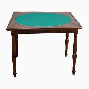 Antique Mahogany Veneer Coffee Table