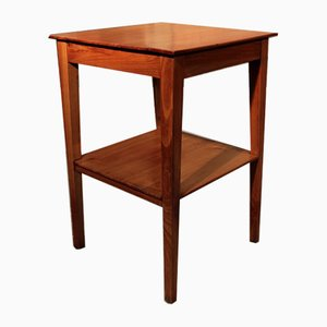 Antique Directoire Style Cherrywood Coffee Table