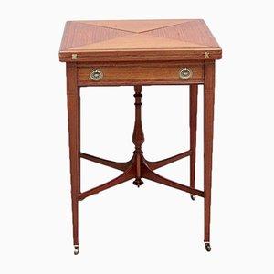 Vintage Spieltisch aus Palisander, 1920er