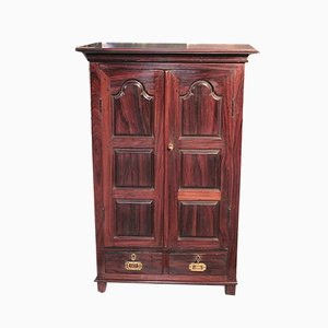 19th Century Louis XIV Style Rosewood Armoire