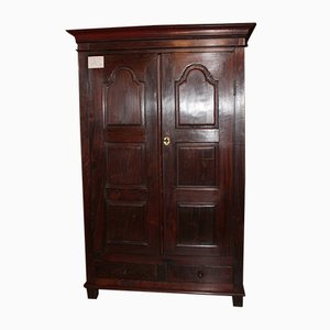 Antique Indian Rosewood Cabinet