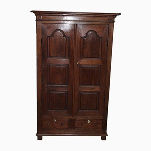 Antique Indian Teak Cabinet