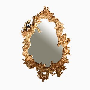Antiker Louis XV Spiegel