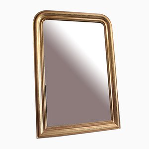 Antique Gilded Frame Mirror