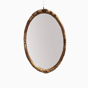 Vintage Gilded Mirror, 1920s
