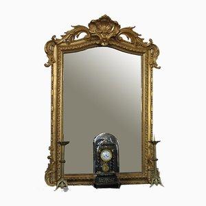 Antiker Louis XIV Spiegel