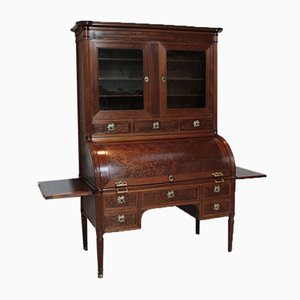 Antique Louis XVI Style Mahogany Cabinet