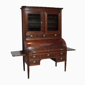 Antique Louis XVI Style Mahogany Cabinet