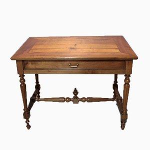 Vintage Schreibtisch aus Birke