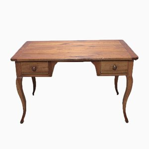 Antique Birch Desk