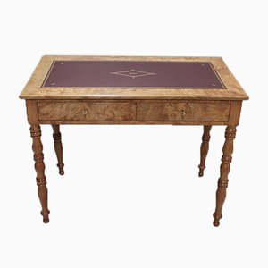 19th Century Ash Louis Philippe Style Desk