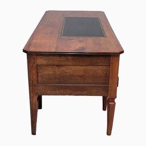 Antiker Mazarin Schreibtisch aus Eiche