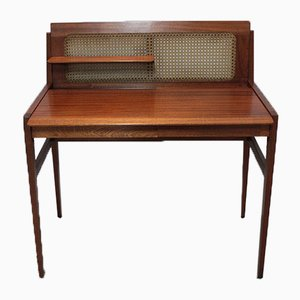 Dänischer Mid-Century Schreibtisch aus Mahagoni