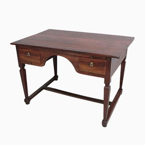 Antique Acacia Desk