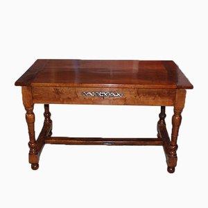 Antiker Schreibtisch aus Birke