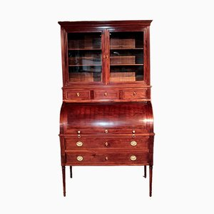 18th Century Louis XVI Mahogany Desk
