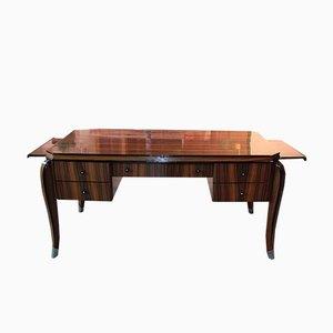 Mid-Century Art Deco Rosewood Desk