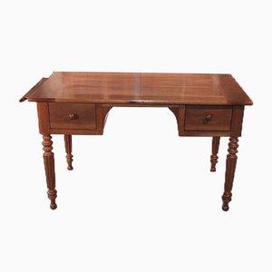 Antiker Schreibtisch aus Kirschholz