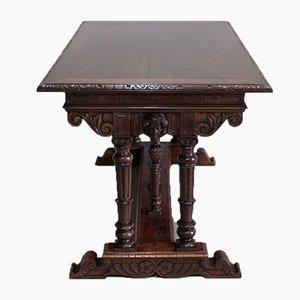 Vintage Renaissance Style Side Table