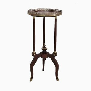 Small Antique Mahogany Side Table