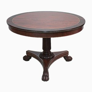 Antique Rosewood Coffee Table