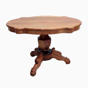 Table Basse Antique en Merisier
