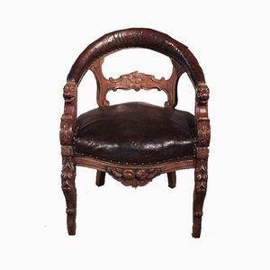 19th Century Renaissance Style Armchair