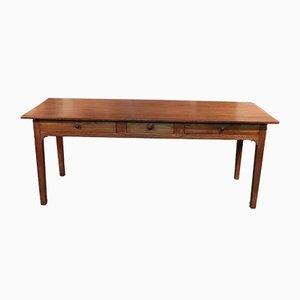 Tavolo in legno di frassino, XIX secolo