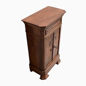 Small 19th Century Walnut Wardrobe