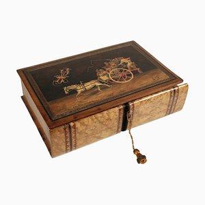 Caja antigua de A. Gargiulo