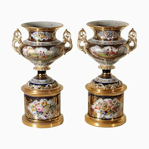Antique Vases, Set of 2
