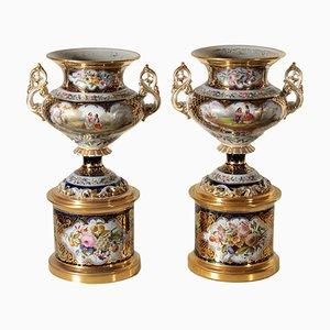 Antique Vases, Set of 2
