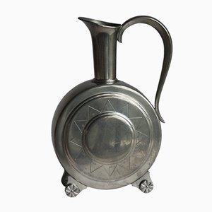 Vase 35021 Pewter Moderniste par Brodrene Mylius pour BM Pewter, années 60
