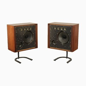 Ela-39-16 Acoustic Speakers from Siemens Italia, 1962, Set of 2