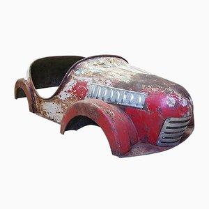 Karussellauto-Karosse, 1950er