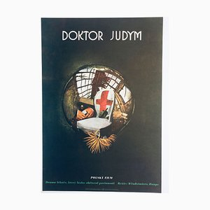 Doctor Judym Movie Poster by Josef Vyleťal, 1977