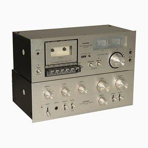 Vintage SA 3300 Verstärker von Denon, 1977