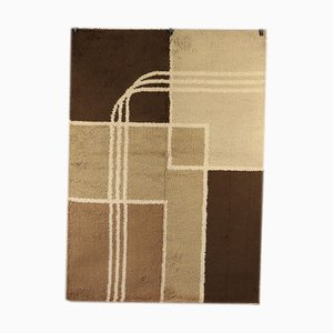 Tappeto vintage geometrico