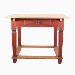 Mesa de comedor antigua