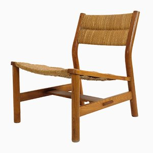 Vintage Weekend Lounge Chair by Pierre Gautier Delaye for Vergnères, 1950s